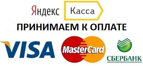 Принимаем к оплате