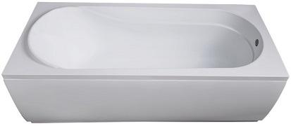 Прямоугольная акриловая ванна Ventospa AQUA