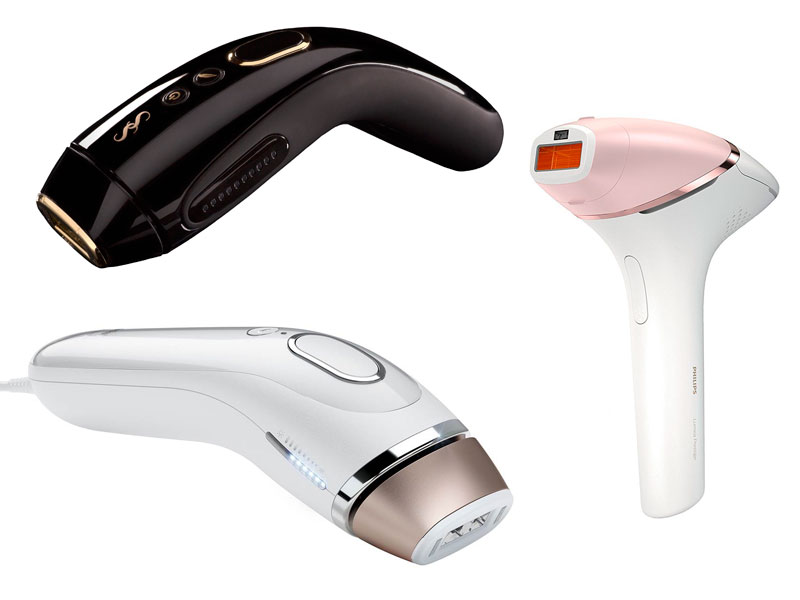 3 самые мощные модели фотоэпиляторов