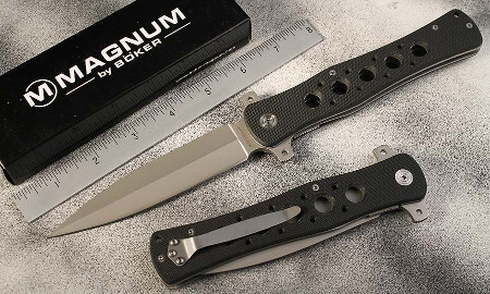 Нож Boker Magnum Power Knigh (01MB221)