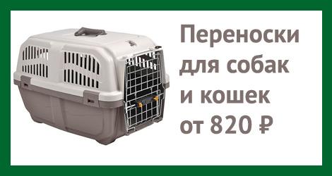 Переноски для собак и кошек