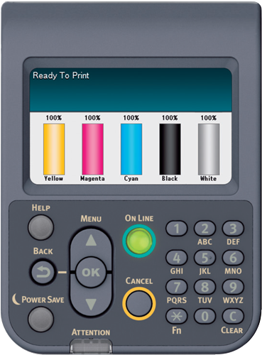 5-ти цветный лазерный принтер для оперативной полиграфии!