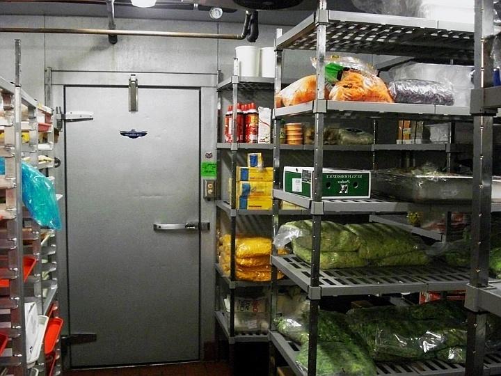 Программа ЕКАМ позволяет разграничивать учет на складе и на кухне