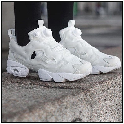 Reebok Insta Pump Women's White