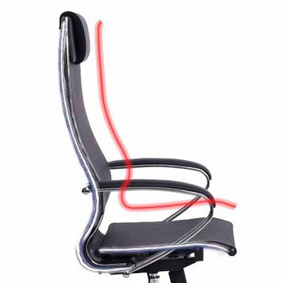 Новая эргономичная форма спинки и сиденья