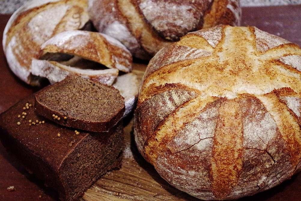 Вермонтский хлеб на пшеничной муке