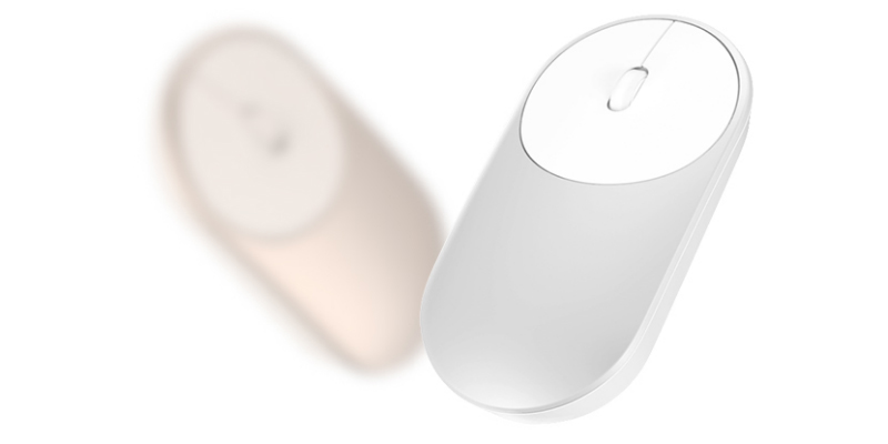 Мышь Xiaomi Mi Mouse Gray Bluetooth