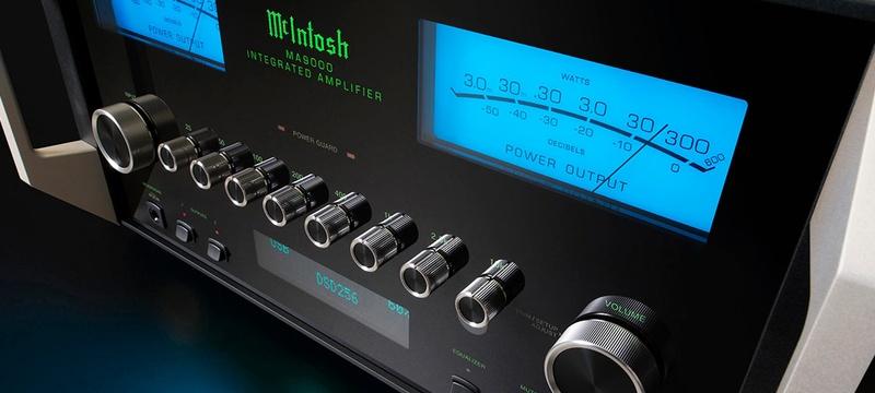 Рецепт идеального звука с McIntosh MA9000...