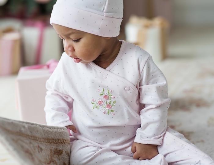 My Little Pie Комбинезон для новорожденных Цветочек