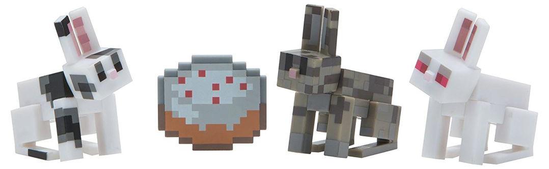 Minecraft Chase Bunnies