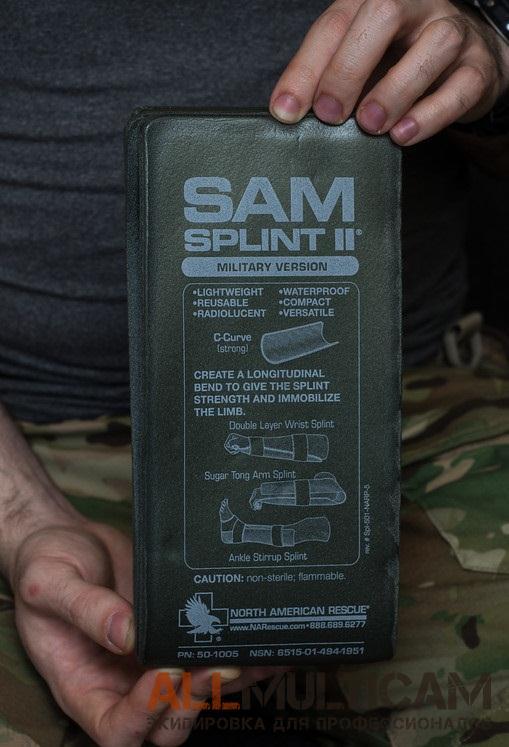 Обзор универсальной шины SAM Splint