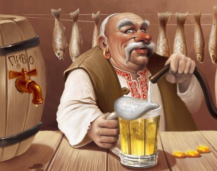 Продавцы пива должны активно предлагать покупателям снеки и рыбу