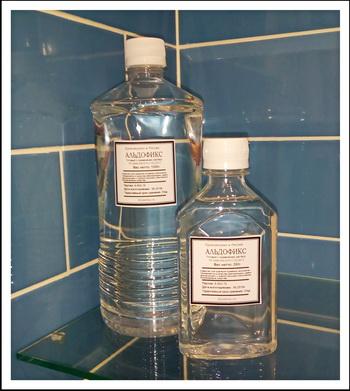 Альдофикс в ПЭТ бутылках 250г и 1050г
