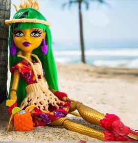 Кукла Дженифер Лонг - Монстры отдыхают, Monster High