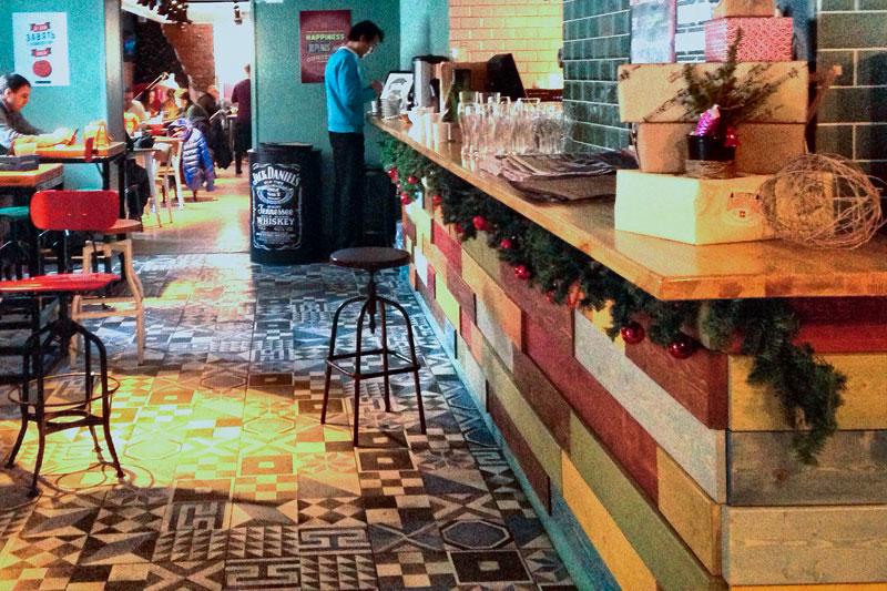 Кафе The Кухня