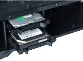 Установка HDD без дополнительных инструментов