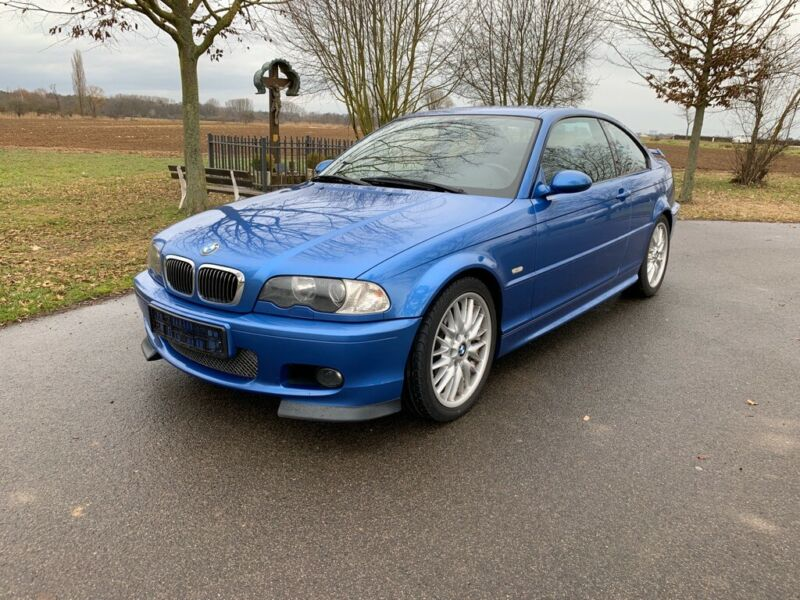 BMW 320 Ci Clubsport
