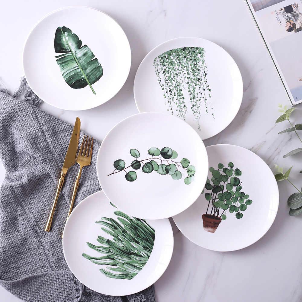 Красивые тарелки для дома