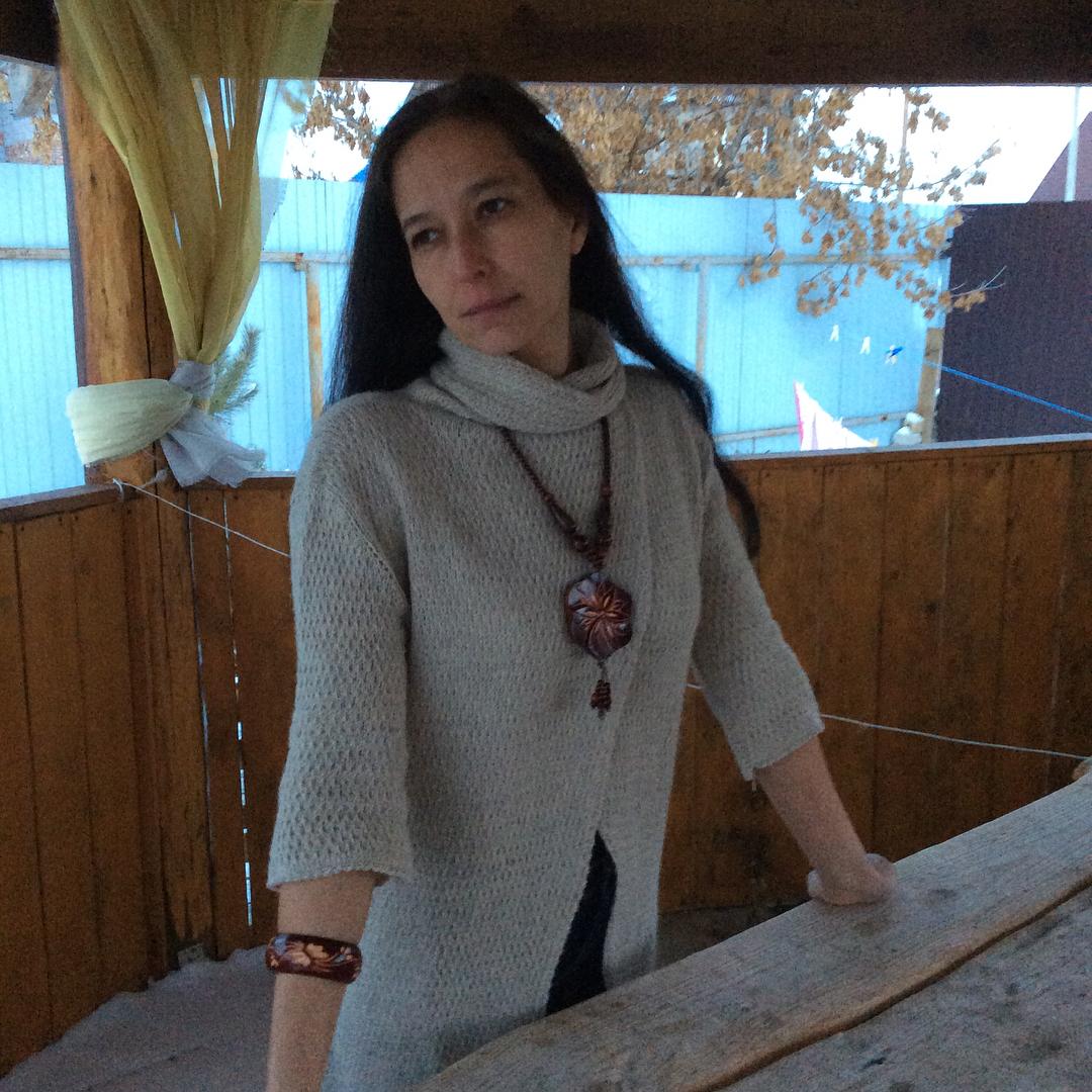 Cardigan 100% mongolian cashmere