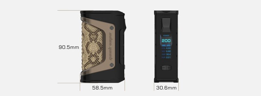 Боксмод Geekvape Aegis Legend Limited Edition 200W