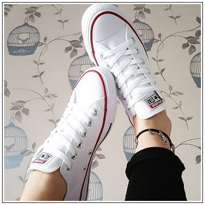 Converse Chuck Taylor All Star White Short