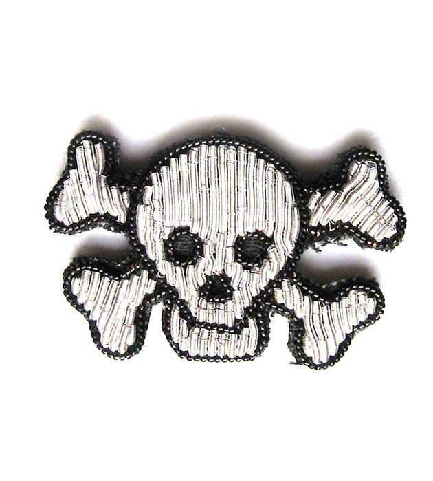 купите необычное украшение от Macon&Lesquoy - Pirate pin