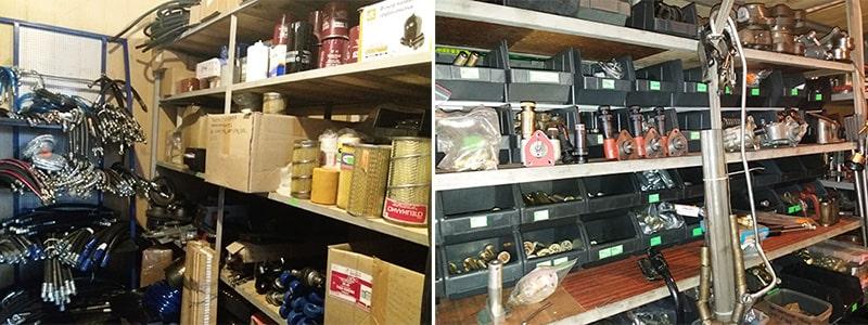 Запчасти к сельхозтехнике в магазине ФермерОк на Николаевском Авторынке