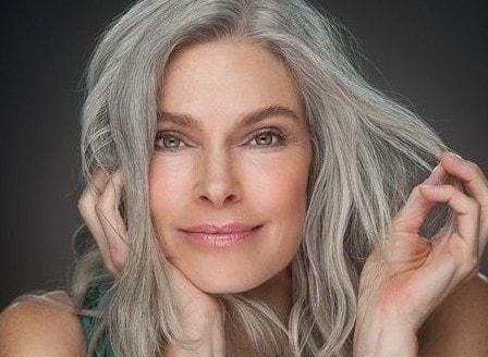 Что нужно знать об окрашивании седых волос?
