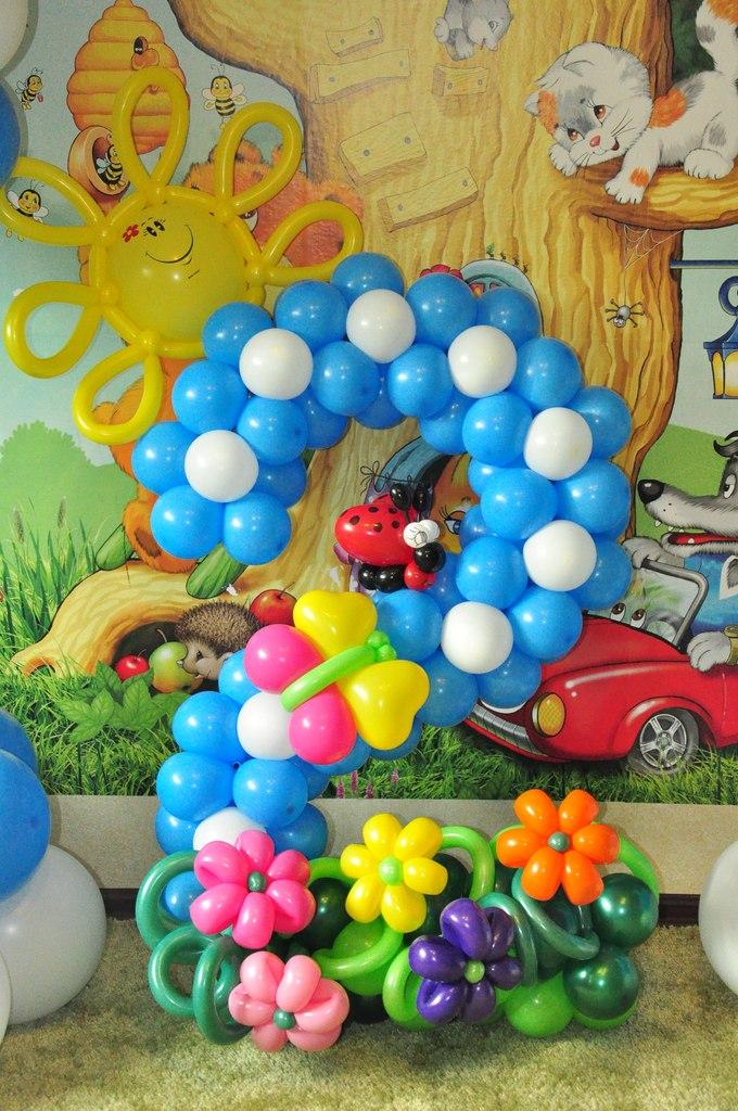 единички из шаров в Алматы.jpg