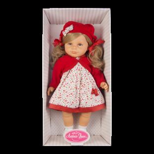 Испанская кукла Antonio Juan в подарочной упаковке