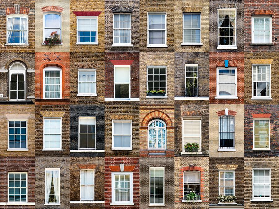 Английскон окно