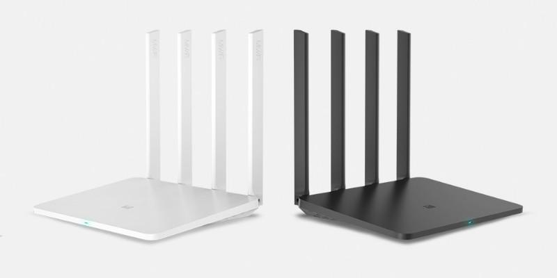 Xiaomi Mi Wi-Fi Router 3G (белый)