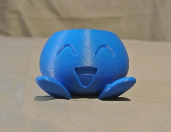 синий abs