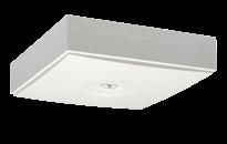 Накладной светильник LINESPOT II для аварийного освещения в гостницах и отелях