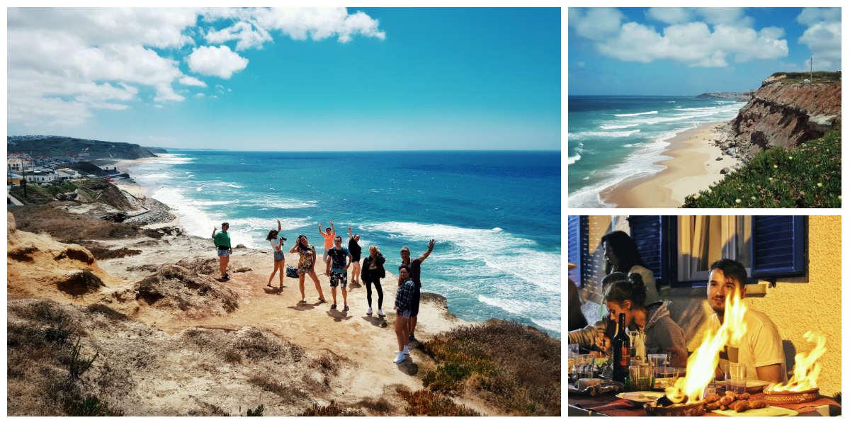 1 день серф-тура в Португалию