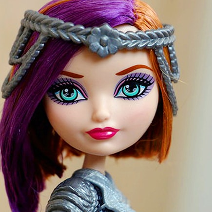 кукла Поппи О'Хэйр, Ever After High
