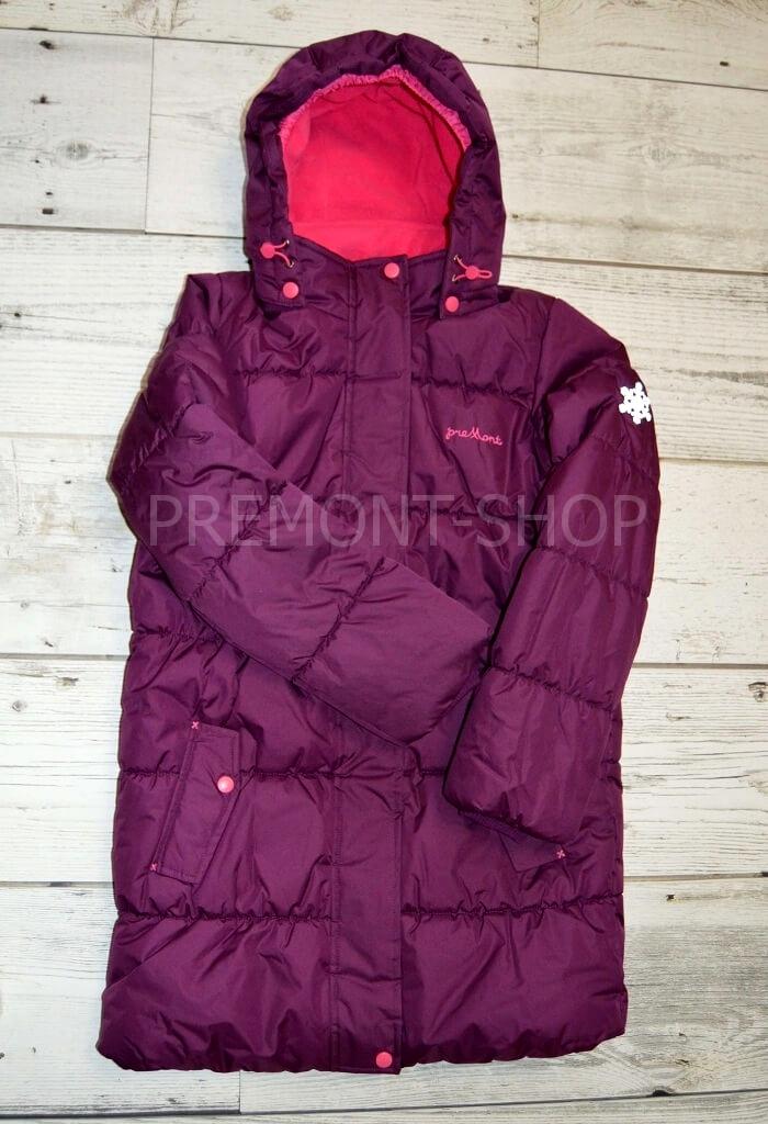 Пальто Premont Ягодное смузи