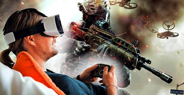 Очки виртуальной реальности 3D Vr Box 2.0 с пультом управления