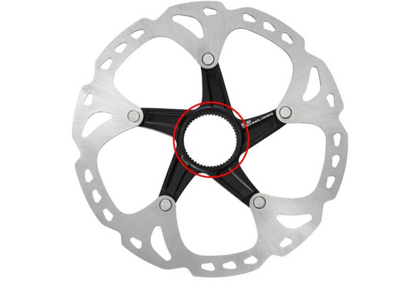 Тормозной ротор Centerlock