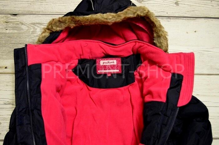 Пальто Premont Квилт с флисом