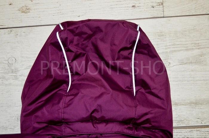 Светоотражатель-кант на пальто Premont Ягодное смузи
