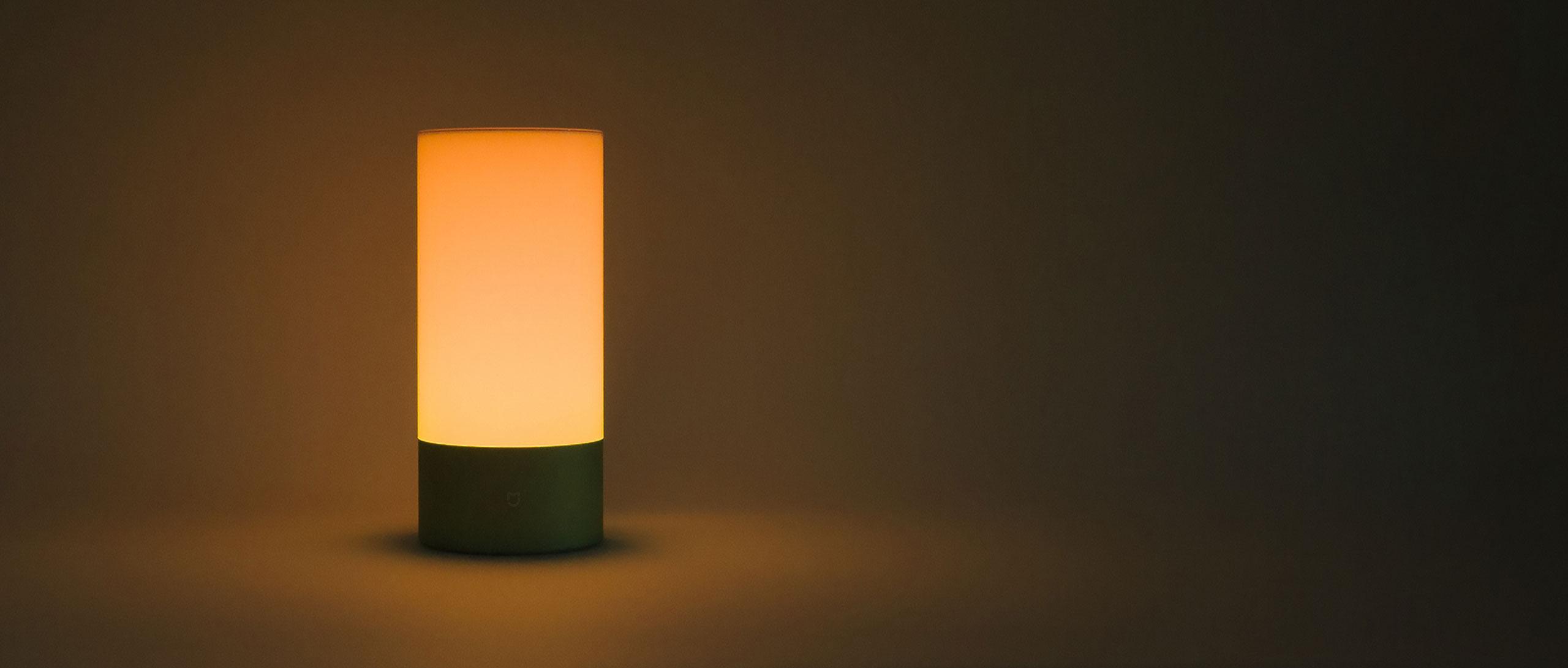 Прикроватная лампа Xiaomi Mi Bedside Lamp Gold (MJCTD01YL)