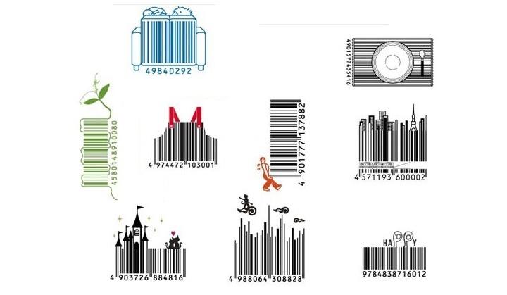 Оригинальные линейные штрих-коды, применяемые при маркировке товаров