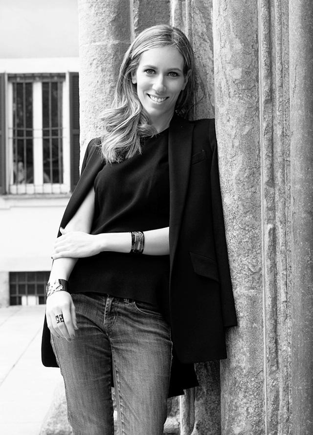 Cristina Ramella - основательница ювелирного бренда Artelier