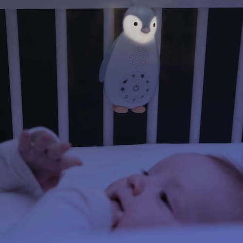 Пингвин ZAZU Zoe Синий в интернет-магазине Мама Любит
