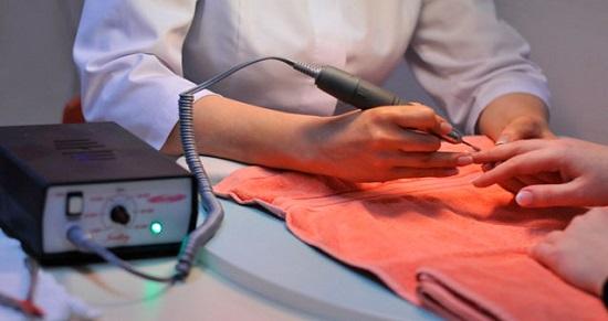 Аппараты для выполнения аппаратного маникюра