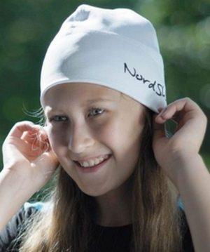 NSV113001 Лыжная шапка Nordski White