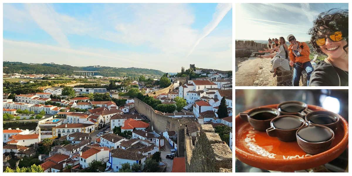 2 день серф-тура в Португалию. Обидуш