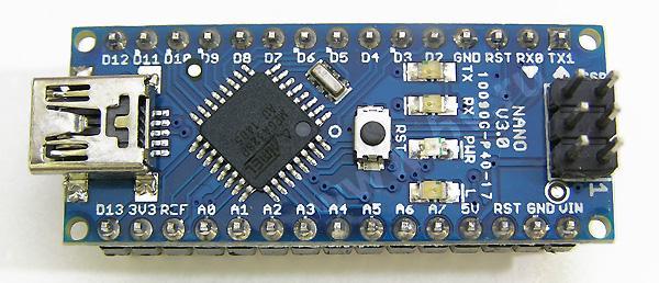 Модуль MB NANO v. 3.0. Arduino NANO / 5 В / ATMEGA328 / 16 МГц