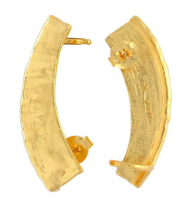 купите парные серьги-каффы от норвежского бренда от BJORG - Reflecting Spheres Lower earpiece